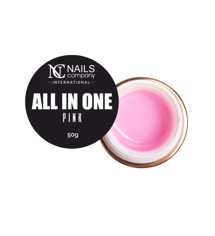 All in One - Pink 50g